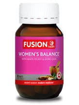 Fusion Health Women's Balance - Tablets