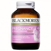 Blackmores Pregnancy & Breast feeding Gold