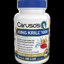 Caruso's King Krill® 1000 - Capsules