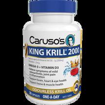 Caruso's King Krill® 2000 -  30 Capsules