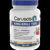 Caruso's King Krill® 1500 - Capsules