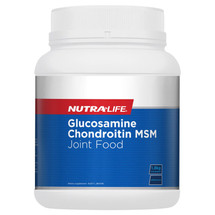 NutraLife Glucosamine Chondroitin  MSM Joint Food -  Powder 1.8Kg