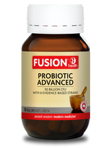 Fusion Health Probiotic Advanced - Capsules