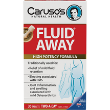 Caruso's Fluid Away® - Tablets