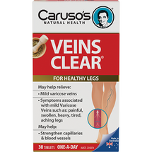 Caruso's Veins Clear® - Tablets