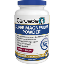 Caruso's Super Magnesium Powder® - 250g