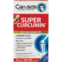Caruso's Super Curcumin® -  Tablets