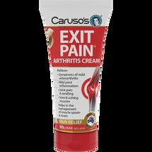 Caruso's Exit Pain® Arthritis Cream - 100g