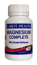 Cabot Health Magnesium Complete - Tablets