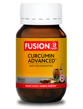 Fusion Health Curcumin Advanced - Capsules