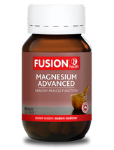 Fusion Health Magnesium Advanced  -  Tablets