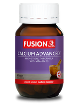 Fusion Health Calcium Advanced - Tablets