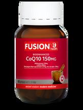 Fusion Health CoQ10 150mg  -  60 Capsules