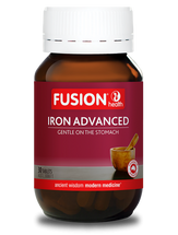 Fusion Health Iron Advanced - 30 Tablets