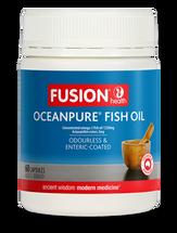 Fusion Health OceanPure Fish Oil - Capsules