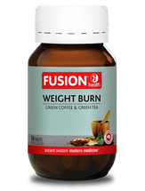 Fusion Health Weight Burn - Tablets