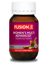 Fusion Health Womens Multi Advanced  - Tablets