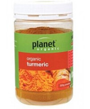 planet organic - organic turmeric - 300g Powder