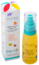 The Jojoba Company - 100% natural baby  oil - 100ml