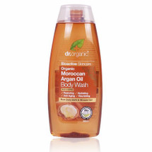 dr.organic Argan Oil Body Wash - 250ml