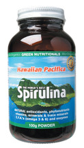 Hawaiian Pacifica Spirulina - Powder - Green Nutritionals