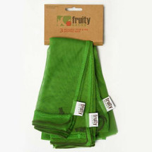 Fruity Sacks -  3 Reusable Fruit & Veg Shopping Bags