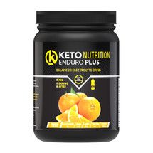 KETO Nutrition Enduro Plus - 600g Orange