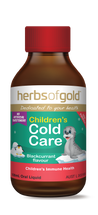 Herbs of Gold Children's Cold Care - 100ml