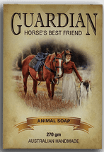 Guardian Animal Soaps - Dog & Horse