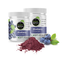 Super Sprout Blueberry Powder