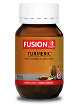 Fusion Health Turmeric (Curcumin) - Tablets