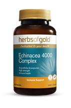 Herbs of Gold Echinacea 4000 Complex - Tablets