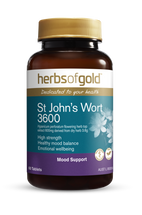 Herbs of Gold St John's Wort 3600 - Tablets