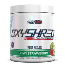 OXYSHRED - 100% Natural Flavors & Colours