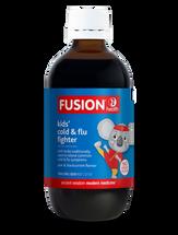 Fusion Health Kids' Cold & Flu Fighter - Oral liquid