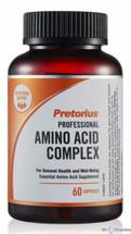 Pretorius Professional Amino Acid Complex - 60 Capsules