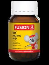 Fusion Health Kids' Nutrient Ninja - 50 Tablets