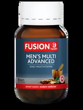 Fusion Health Men's Multi Advanced - Tablets