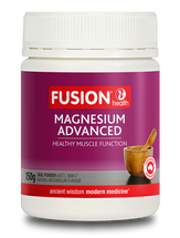 Fusion Health Magnesium Advanced -  Powder