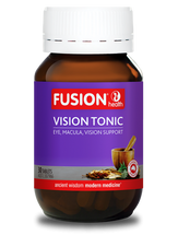 Fusion Health Vision Tonic - Tablets
