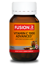 Fusion Health Vitamin C 1000 Advanced - Tablets