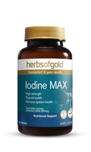 Herbs of Gold Iodine Max - 60 Tablets