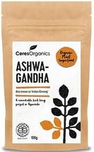 CeresOrganics  Organic Ashwagandha  Powder - 100g