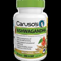 Caruso's Ashwagandha - 50 Tablets