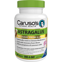 Caruso's Astragalus - 60 Tablets