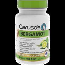 Caruso's Bergamot - 50 Tablets