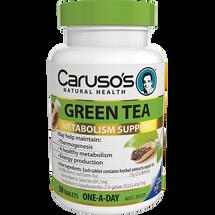 Caruso's Green Tea - 50 Tablets