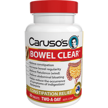 Caruso's Bowel Clear - Tablets