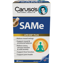 Caruso's SAMe - 60 Tablets