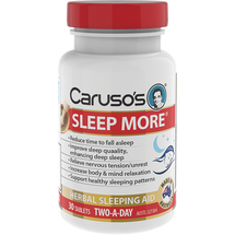 Caruso's Sleep More - Tablets